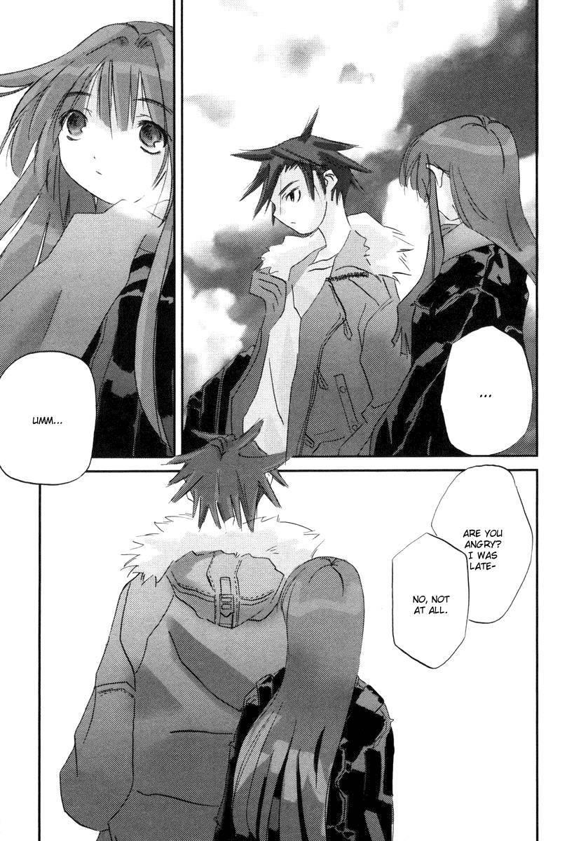 Kanon Another Story WonderThree Yuuichi Nayuki