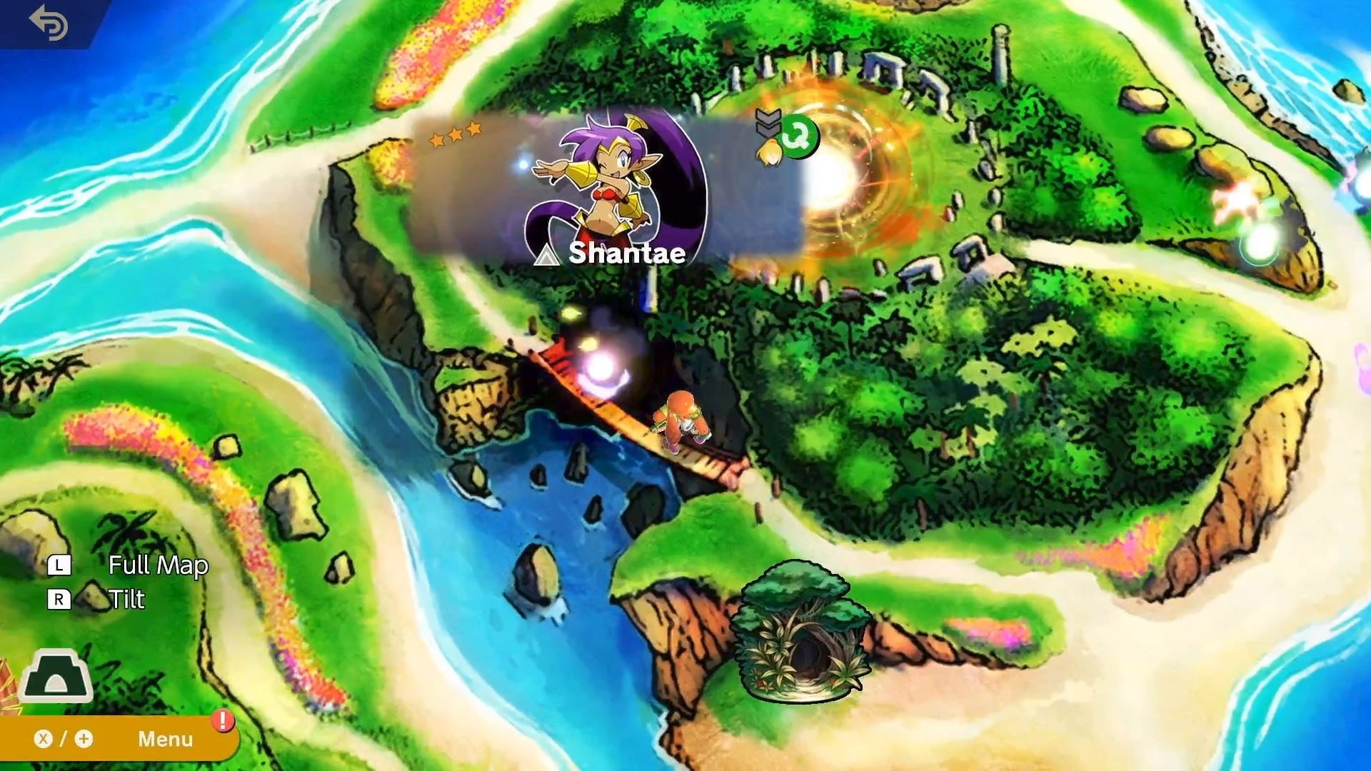 Super Smash Bros Ultimate Esprits Carte