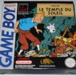 Tintin Le Temple du Soleil [GB]