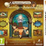 Professeur Layton et l'Héritage des Aslantes [3DS]