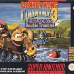 Donkey Kong Country 3 Dixie Kong's Double Trouble! [SNES]