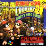 Donkey Kong Country 2 Diddy's Kong Quest [SNES]