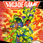 Teenage Mutant Hero Turtles II The Arcade Game [NES]