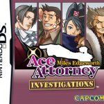Ace Attorney Investigations Miles Edgeworth [NDS]