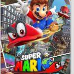 Super Mario Odyssey [Switch]